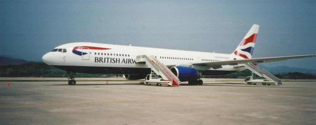 A personal reflection on the B767 within British Airways – Tim the Pilot